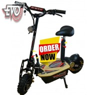 EvoMotion Powerboards folding electric scooter 60V 20Ah 2000W lithium