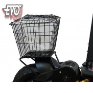 Basket and carrier rack for EvoMotion 1800W/2000W