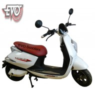EvoMotion ElectroJet Lithium EVO electric moped scooter