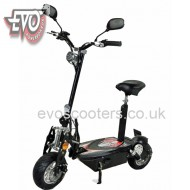 "1000W 48V ROAD LEGAL EVO Powerboard electric scooter 12"" tyres C9316"