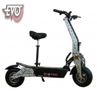 EvoKing Special Edition 2000W DUAL HUB MOTOR - King of the Road!