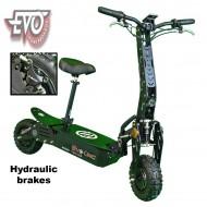 EvoMotion EvoKing 2000W DUAL HUB MOTOR – hydraulic brakes
