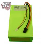 Lithium battery 48V 15Ah