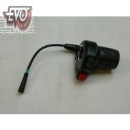 Twistgrip 48 EvoMotion Plug Code Green