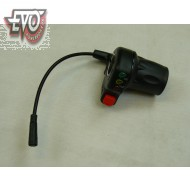 Twistgrip EvoMotion 36V Connector Type