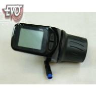 Twistgrip EvoMotion 48V Display Type